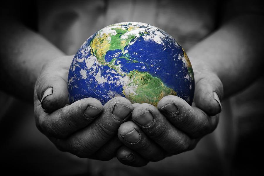 Environmental activist and oxymoron