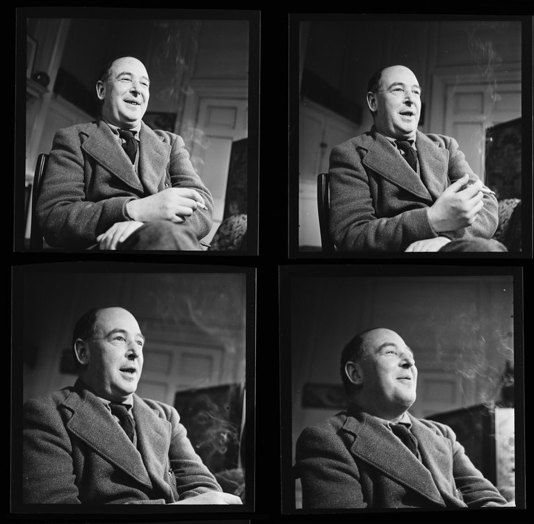CS Lewis The Great Divorce: A Rereading