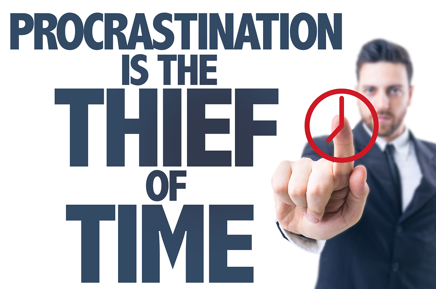 in praise of procrastination