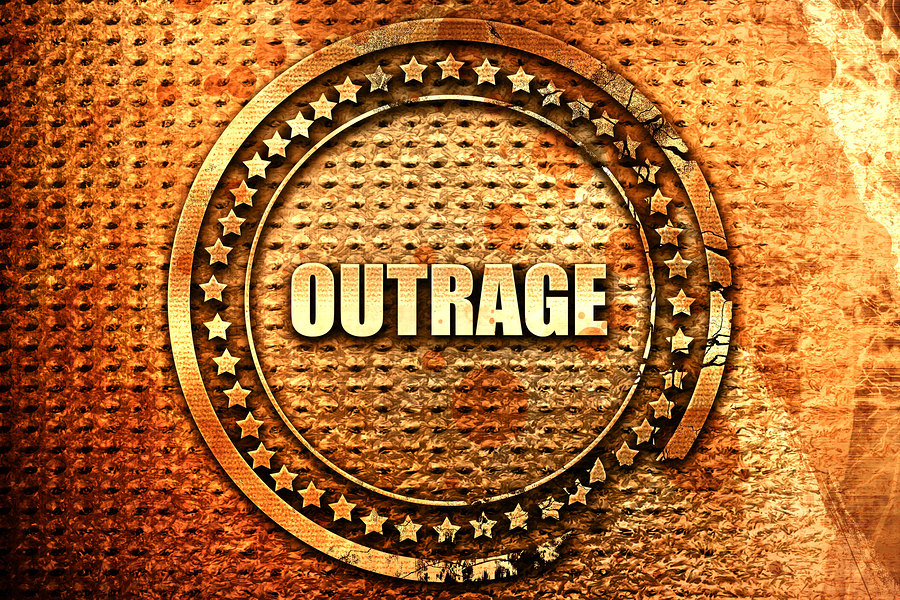 moral outrage