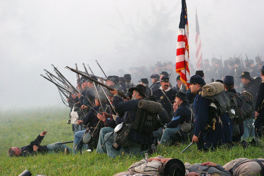the civil war and thanksgiving
