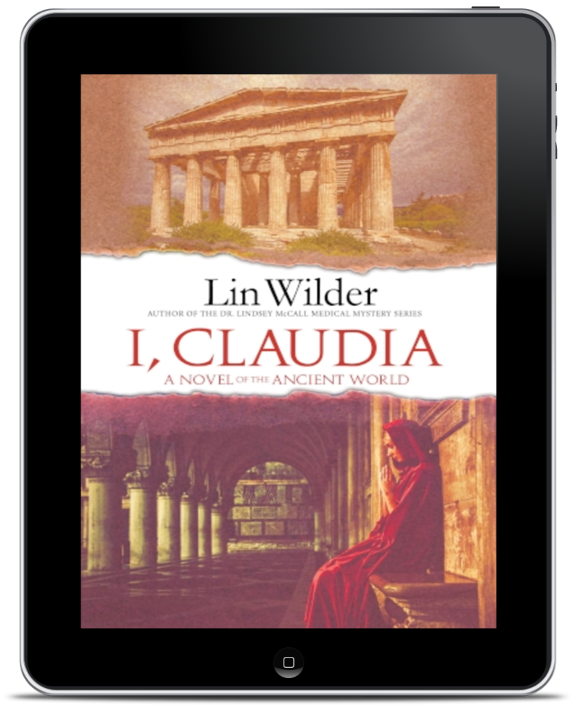 My New Book, I Claudia is done.