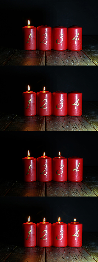 the shaking reality of advent