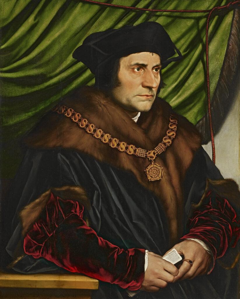 Thomas More- A Man For All Seasons